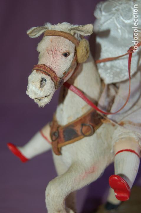 Muñecas Porcelana: automata a cuerda alemán? funciona - Foto 5 - 127571667