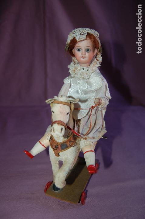 Muñecas Porcelana: automata a cuerda alemán? funciona - Foto 6 - 127571667
