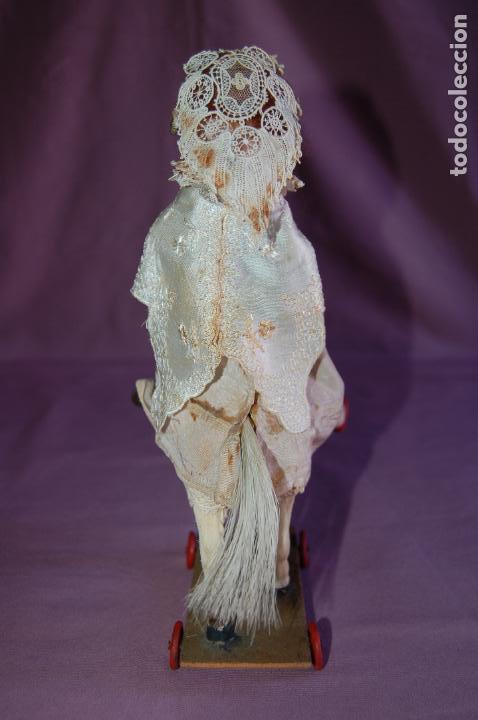 Muñecas Porcelana: automata a cuerda alemán? funciona - Foto 8 - 127571667