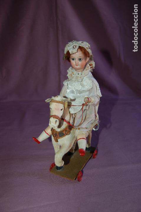 Muñecas Porcelana: automata a cuerda alemán? funciona - Foto 11 - 127571667