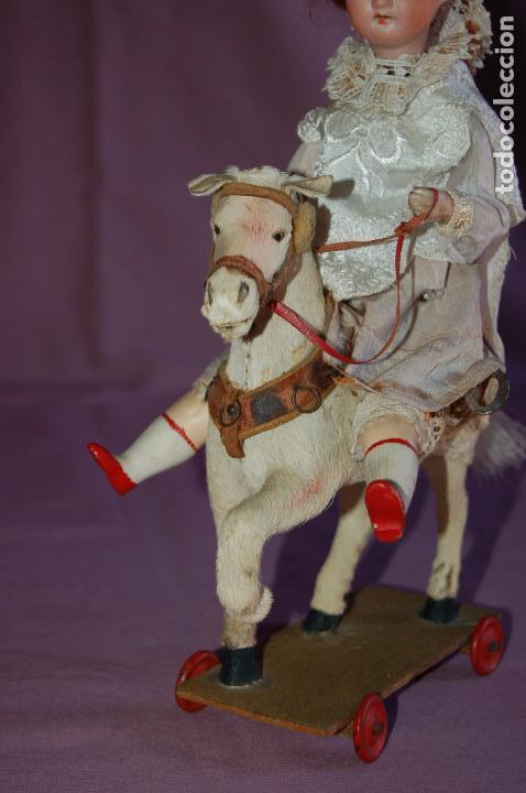 Muñecas Porcelana: automata a cuerda alemán? funciona - Foto 12 - 127571667
