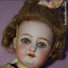 Muñecas Porcelana: MUÑECA AUTOMATA ONDINA NADADORA SIMON HALBIG. Lote 127578331