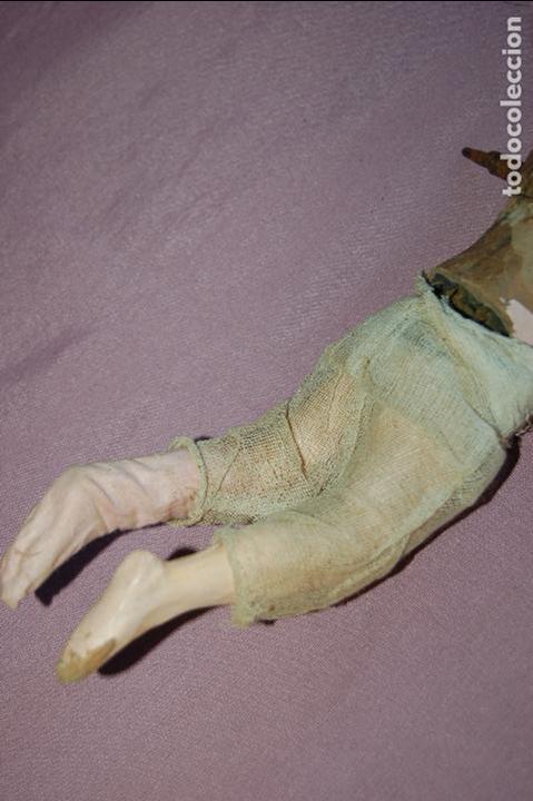 Muñecas Porcelana: muñeca automata ondina nadadora simon halbig - Foto 10 - 127578331