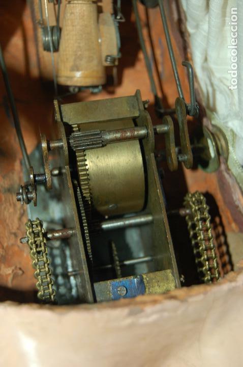 Muñecas Porcelana: automata a cuerda Fleischmann & Bloedel cabeza simon halbig - Foto 6 - 127579715