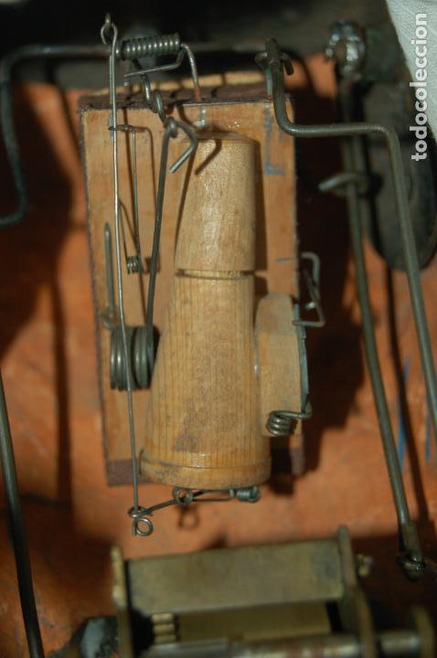 Muñecas Porcelana: automata a cuerda Fleischmann & Bloedel cabeza simon halbig - Foto 11 - 127579715