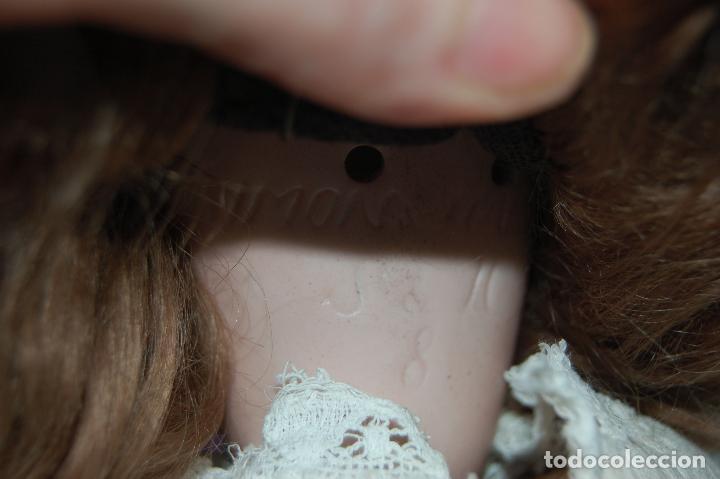 Muñecas Porcelana: automata a cuerda Fleischmann & Bloedel cabeza simon halbig - Foto 12 - 127579715