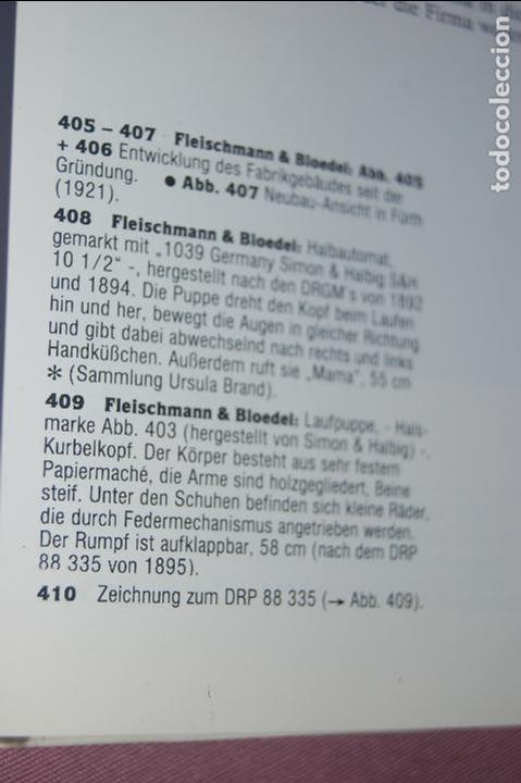 Muñecas Porcelana: automata a cuerda Fleischmann & Bloedel cabeza simon halbig - Foto 16 - 127579715