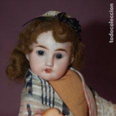 Muñecas Porcelana: MUÑECA ALEMANA C.F.KLING & CO.. Lote 127785607