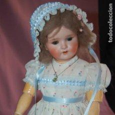 Muñecas Porcelana: MUÑECA SCHOEANAU & HOFFMEISTER. Lote 128274363
