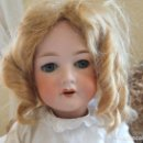 Muñecas Porcelana: MUÑECA ALEMANA C.M BERGMANN, WALTERSHAUSEN. APROX. 1916. BUEN ESTADO. Lote 129194319