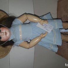 Muñecas Porcelana: MUÑECA PORCELANA ARMAND MARSEILLE. Lote 130680654