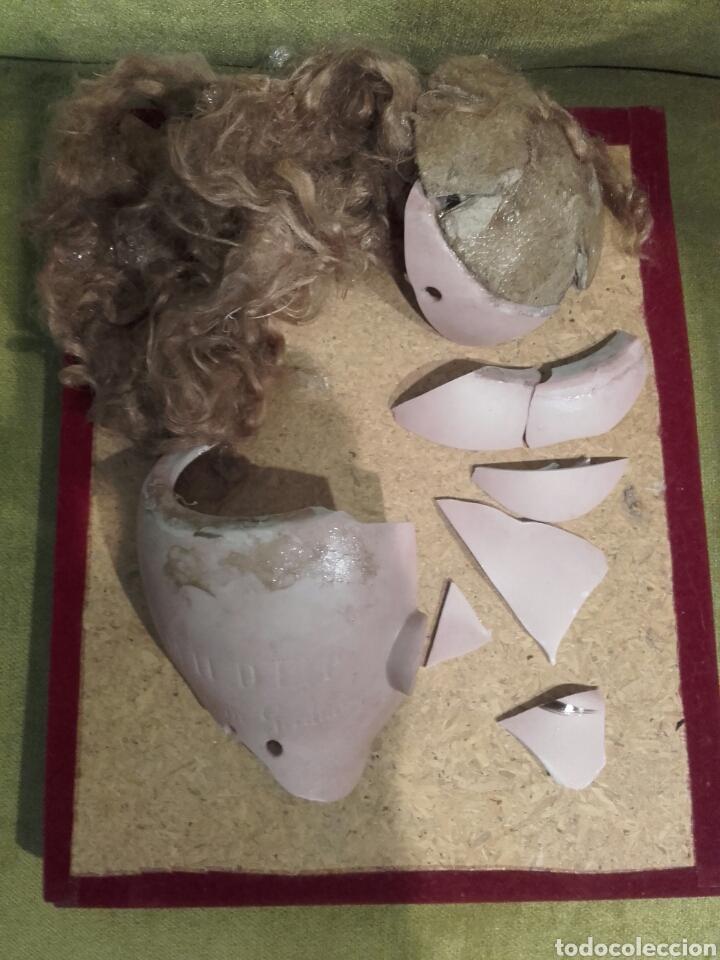 Muñecas Porcelana: MUÑECA CON CABEZA DE PORCELANA ARMAND MARSEILLE, CON MARCAS EN LA NUCA AM 11 DEP, ALEMANIA. - Foto 7 - 62568576