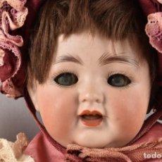 Muñecas Porcelana: ANTIGUA MUÑECA SIMON HALBIG MOLDE 126 . MIDE 37 CM. Lote 130941212