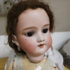 Muñecas Porcelana: MUÑECA ALEMANA ARMAND MARSEILLE. Lote 131037413