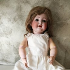 Muñecas Porcelana: MUÑECA ALEMANA SIMON HALBIG. Lote 131040783