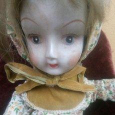 Muñecas Porcelana: MUÑECA ALEMANA PORCELANA,SIGLO XIX. Lote 131125193