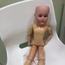 Muñecas Porcelana: BONITA MUÑECA HEUBACH KOPPELDORF. Lote 131417514
