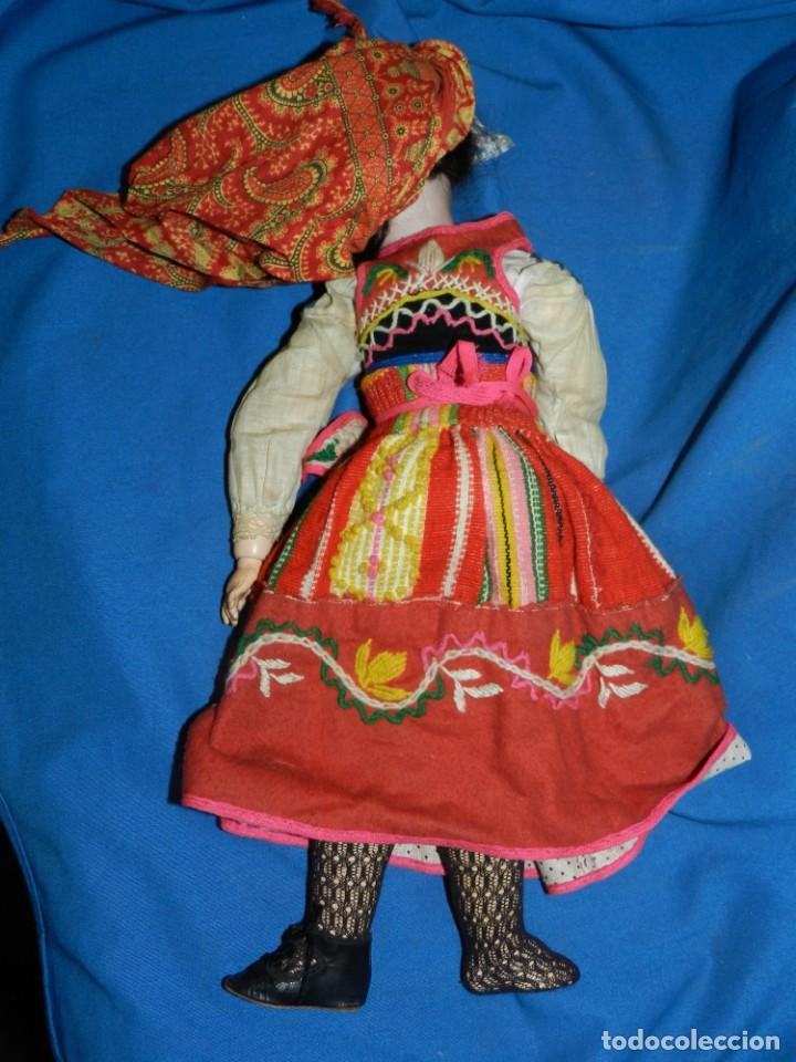 Muñecas Porcelana: (M) MUÑECA DE PORCELANA ANTIGIA BOCA ABIERTA , GERMANY 30 , MARCA EN EL CUELLO, VER FOTOGRAFIAS - Foto 8 - 131729958