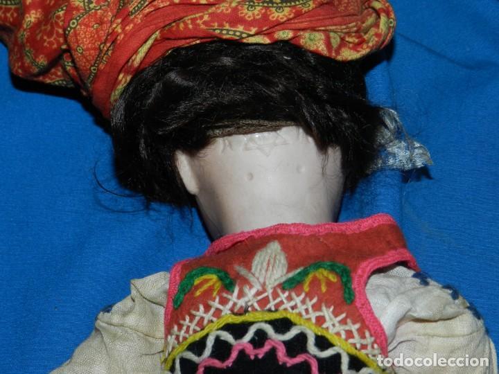 Muñecas Porcelana: (M) MUÑECA DE PORCELANA ANTIGIA BOCA ABIERTA , GERMANY 30 , MARCA EN EL CUELLO, VER FOTOGRAFIAS - Foto 9 - 131729958