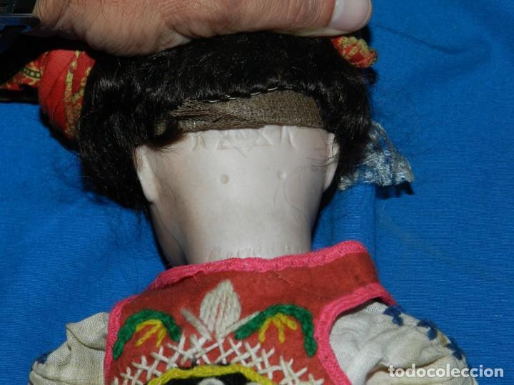 Muñecas Porcelana: (M) MUÑECA DE PORCELANA ANTIGIA BOCA ABIERTA , GERMANY 30 , MARCA EN EL CUELLO, VER FOTOGRAFIAS - Foto 10 - 131729958