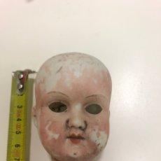Muñecas Porcelana: CABEZA DE PORCELANA HEUBACH. Lote 131985441