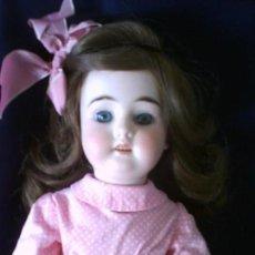 Muñecas Porcelana: MUÑECA ANTIGUA ALEMANA. Lote 132477230