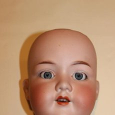 Muñecas Porcelana: CABEZA DE PORCELANA ARMAND MARSEILLE 390 TALLA 11. Lote 133755922