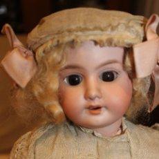 Muñecas Porcelana: MUÑECA DE PORCELANA ARMAND MARSEILLE 1894 46 CM TODA DE ORIGEN. Lote 133757094