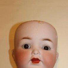 Muñecas Porcelana: CABEZA DE PORCELANA HEUBACH. Lote 133761070