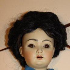 Muñecas Porcelana: PRECIOSA REPRODUCCION DE MUÑECA ORIENTAL SIMON HALBIG 1329. Lote 133761982