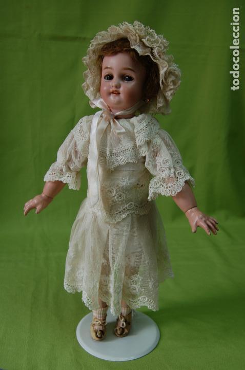 Muñecas Porcelana: simon halbig caminadora 1039 - Foto 3 - 134178718