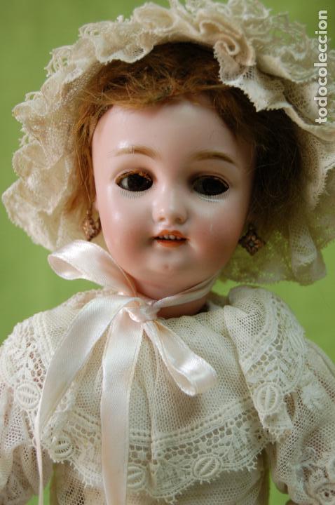 Muñecas Porcelana: simon halbig caminadora 1039 - Foto 4 - 134178718
