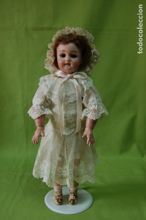 Muñecas Porcelana: simon halbig caminadora 1039 - Foto 6 - 134178718