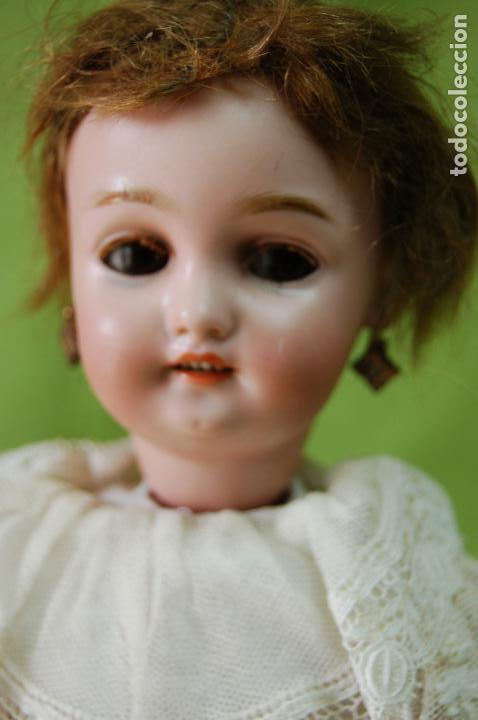 Muñecas Porcelana: simon halbig caminadora 1039 - Foto 8 - 134178718