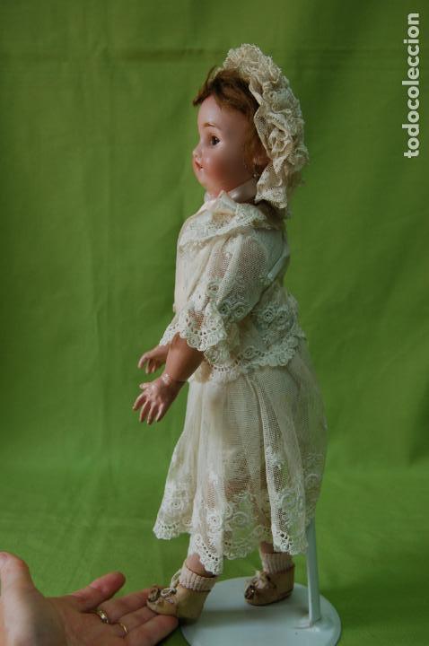 Muñecas Porcelana: simon halbig caminadora 1039 - Foto 10 - 134178718