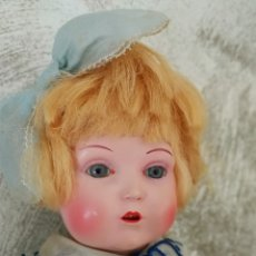 Muñecas Porcelana - ANTIGUA MUÑECA ALEMANA SCHILDKROT TORTUGA - 134945707