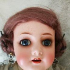 Muñecas Porcelana: ANTIGUA MUÑECA ALEMANA SIMON HALBIG MOD 1748. Lote 134959703