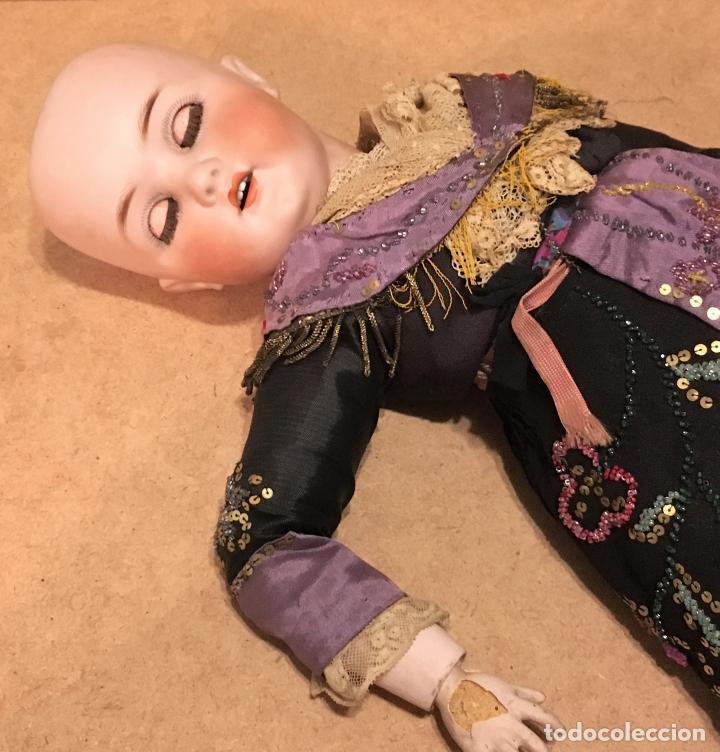 Muñecas Porcelana: Muñeca Geubach Köppelsdorf - Foto 5 - 136182066