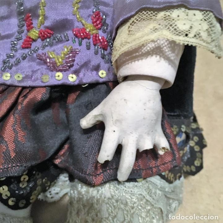 Muñecas Porcelana: Muñeca Geubach Köppelsdorf - Foto 7 - 136182066