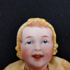 Muñecas Porcelana: MUÑECA DE PORCELANA REVALO G. OHLHAVER 19 CM. Lote 136182305