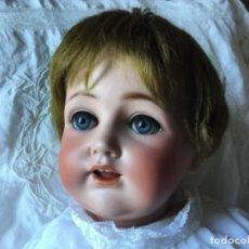 Muñecas Porcelana: ANTIGUO BEBÉ DE CARÁCTER KESTNER 257 JDK 46 CM. Lote 133628682