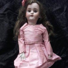 Muñecas Porcelana: PRECIOSA MUÑECA SIMÓN & HALBIG HACIA 1910. Lote 138754633