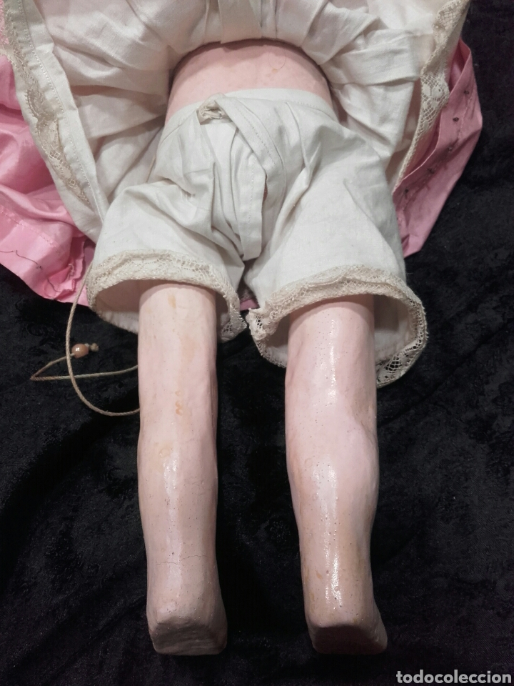 Muñecas Porcelana: PRECIOSA MUÑECA SIMÓN & HALBIG. HACIA 1910. - Foto 13 - 138754633