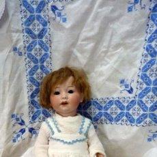 Muñecas Porcelana: BEBE PORCELANA ARMAND MARSEILLE 42 CM. Lote 139107026