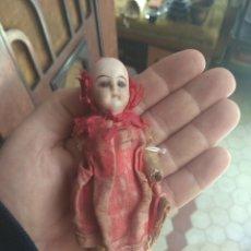 Muñecas Porcelana: ANTIGUA MUÑECA PORCELANA - LEER DESCRIPCIÓN -. Lote 139340402