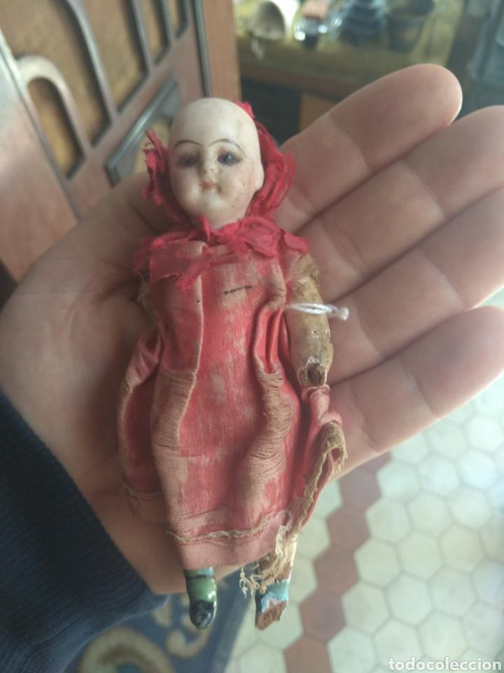 Muñecas Porcelana: Antigua Muñeca Porcelana - Leer Descripción - - Foto 3 - 139340402