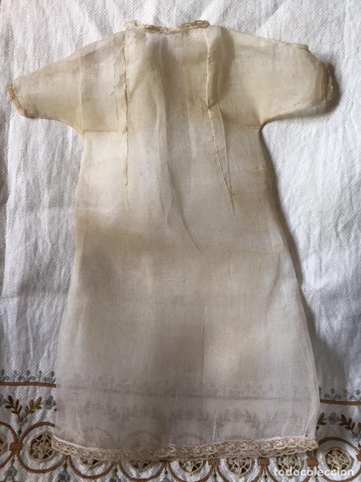 Muñecas Porcelana: MUÑECA BEBÉ DE PORCELANA Y CUERPO DE TRAPO 24CM. OJOS MOVILES. 190X - Foto 15 - 139475417