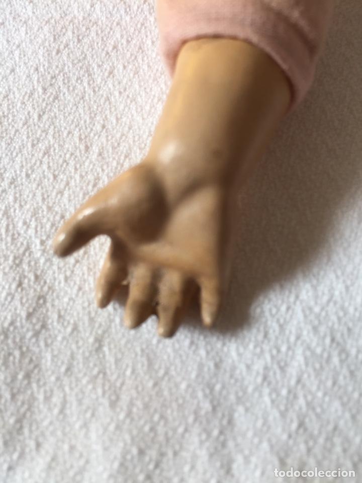 Muñecas Porcelana: MUÑECA BEBÉ DE PORCELANA Y CUERPO DE TRAPO 24CM. OJOS MOVILES. 190X - Foto 28 - 139475417
