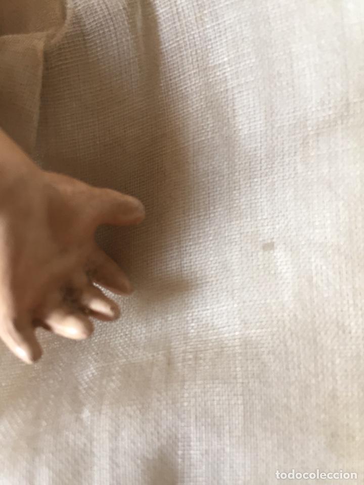Muñecas Porcelana: MUÑECA BEBÉ DE PORCELANA Y CUERPO DE TRAPO 24CM. OJOS MOVILES. 190X - Foto 31 - 139475417