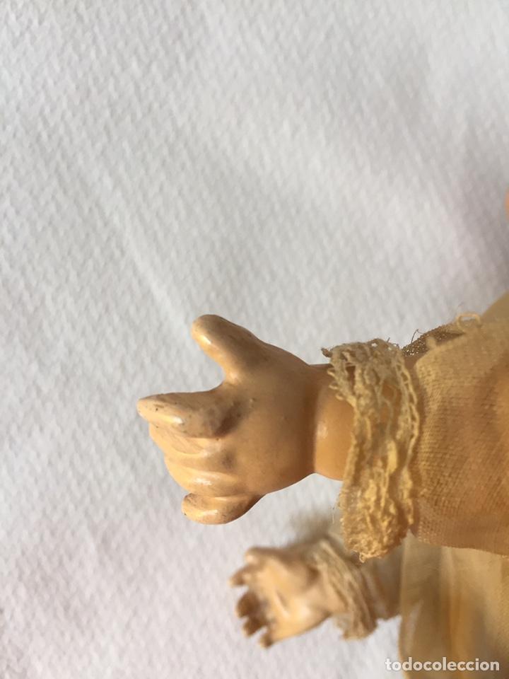Muñecas Porcelana: MUÑECA BEBÉ DE PORCELANA Y CUERPO DE TRAPO 24CM. OJOS MOVILES. 190X - Foto 32 - 139475417